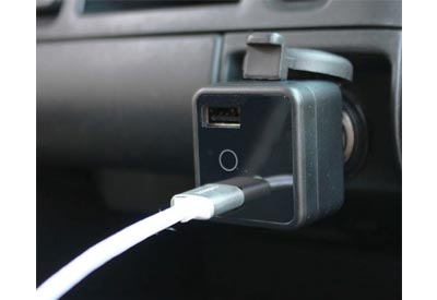 A Fully Functional Charger and Tracker