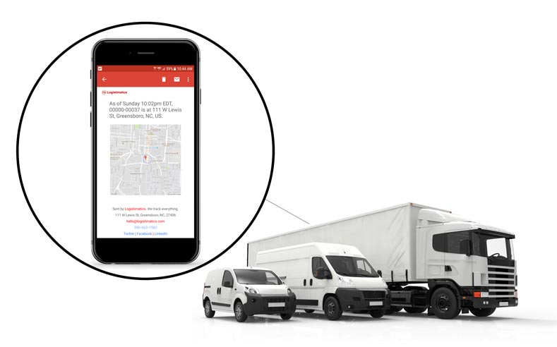 GPS tracking for cars + trucks